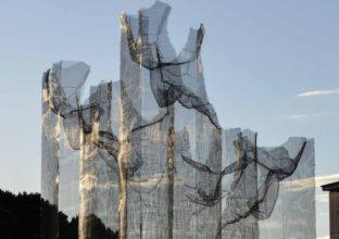 """Con """"Pueblo"""" L'arte Di Edoardo Tresoldi Vive In Housing Giulia"""