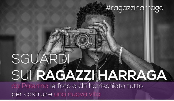 Mostra Fotografica: Sguardi Sui Ragazzi Harraga
